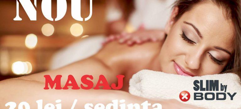 Masaj Reflexo/Anticelulitic/Relaxare